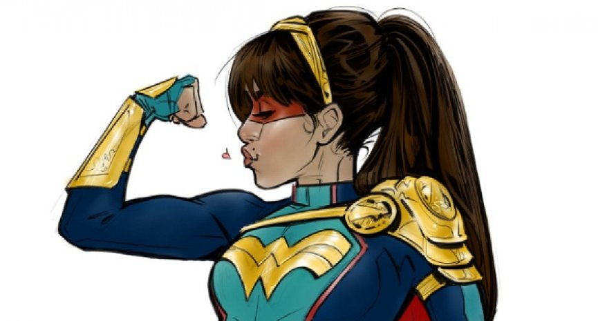 CW开发《Wonder Girl》美剧!揭开巴西裔