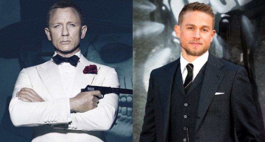 粉丝力挺成下任007!查理汉纳吐真言