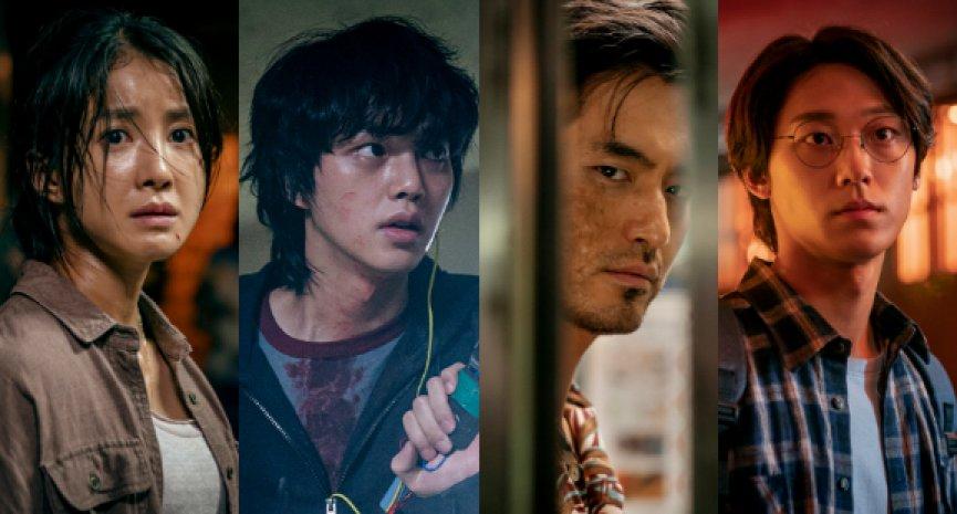 Netflix年度韩剧《Sweet Home》12月上线!《鬼怪》导演联手《怪奇物语》特效团队打造