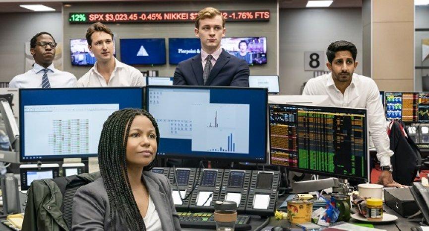 挑战顶尖地位!全新剧集《金融业实录》与美同步上线HBO GO