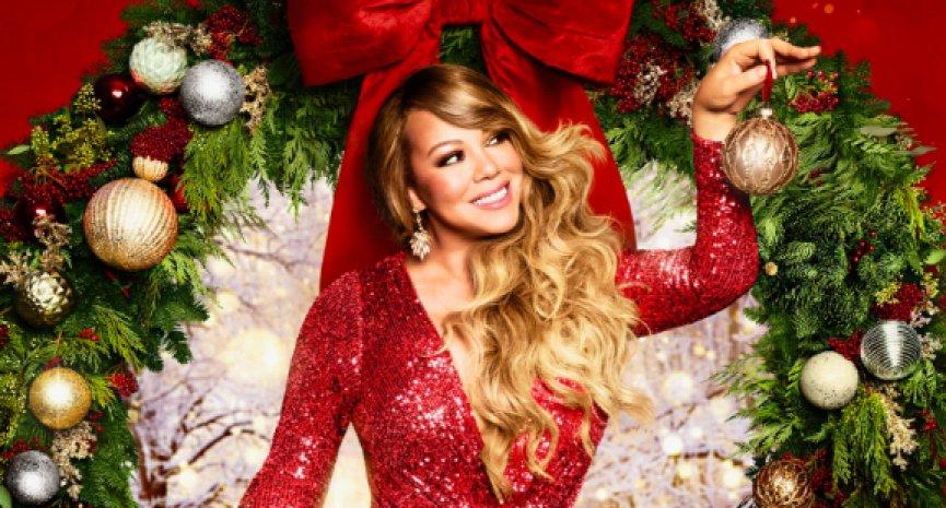圣诞老人求救咪咪!《玛丽亚凯莉之奇幻耶诞》12月上线Apple TV+