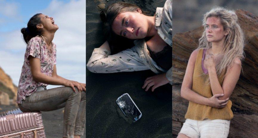 青少女版《Lost档案》?Amazon美剧《荒野》首波剧照见8大角色深陷荒岛