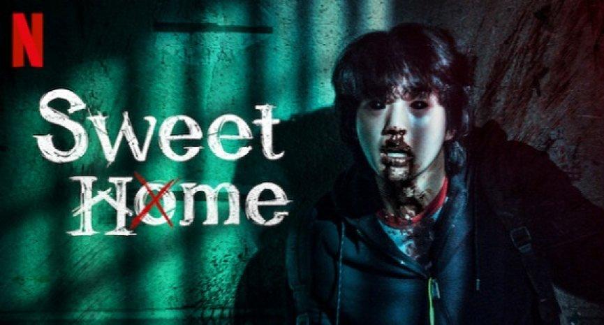 网漫神作改编!Netflix惊悚韩剧《Sweet Home》首曝前导预告