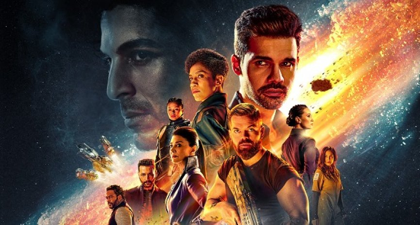 Amazon续订《太空无垠》最终第六季!主要演员卷性丑闻不再回归
