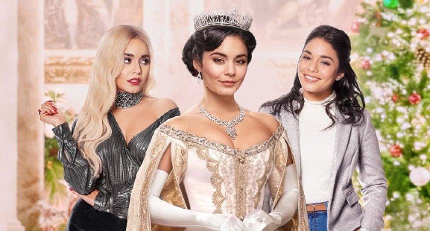 Netflix《公主大对换:反转再反转》预告上线!凡妮莎哈金斯遇上派对女孩分身
