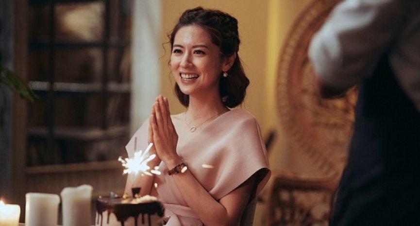 林予曦幻想全世界最美新娘!怒飙宥胜把结婚想得太难