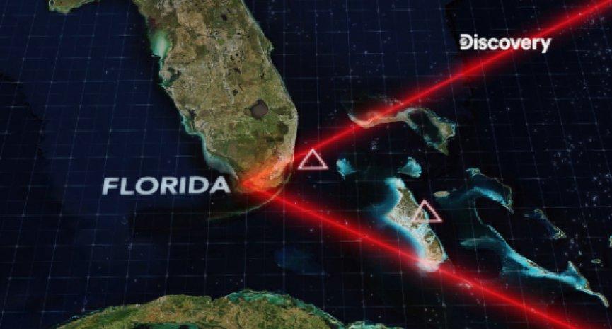 破解百慕达三角的诅咒!