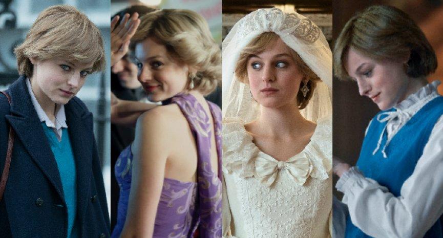 单集换17套服装!《王冠》设计师谈第四季重现黛安娜王妃风采