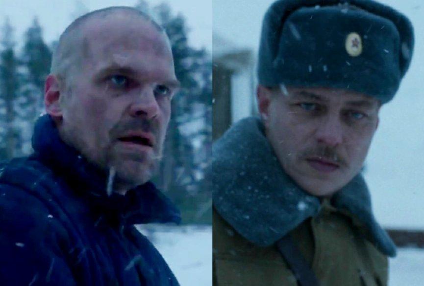 《怪奇物语》第四季曝前导预告!哈普警长前进俄罗斯遇《冰与火》贾昆