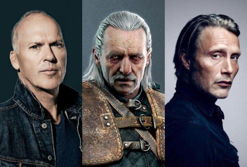 传闻《猎魔士》邀大咖演维瑟米尔!麦德米克山、米高基顿双双拒绝