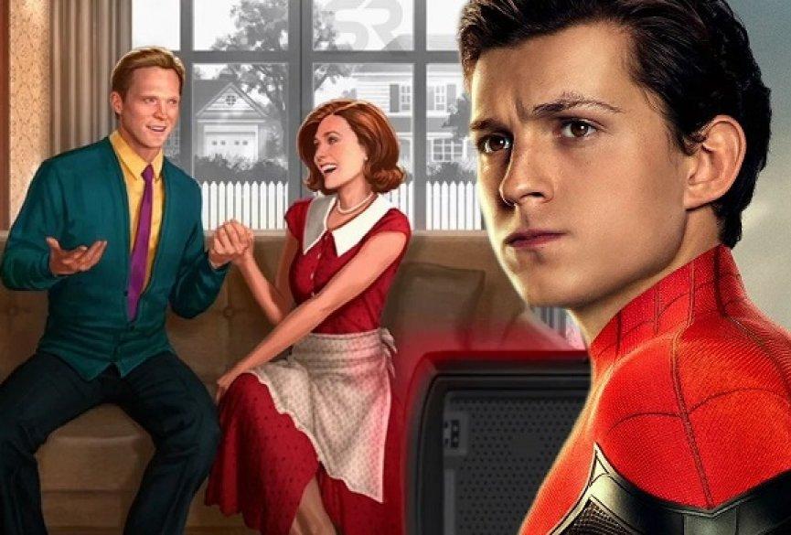 蜘蛛人有望现身《汪达与幻视》?汤姆荷兰放话想和伊莉莎白欧森同台演出