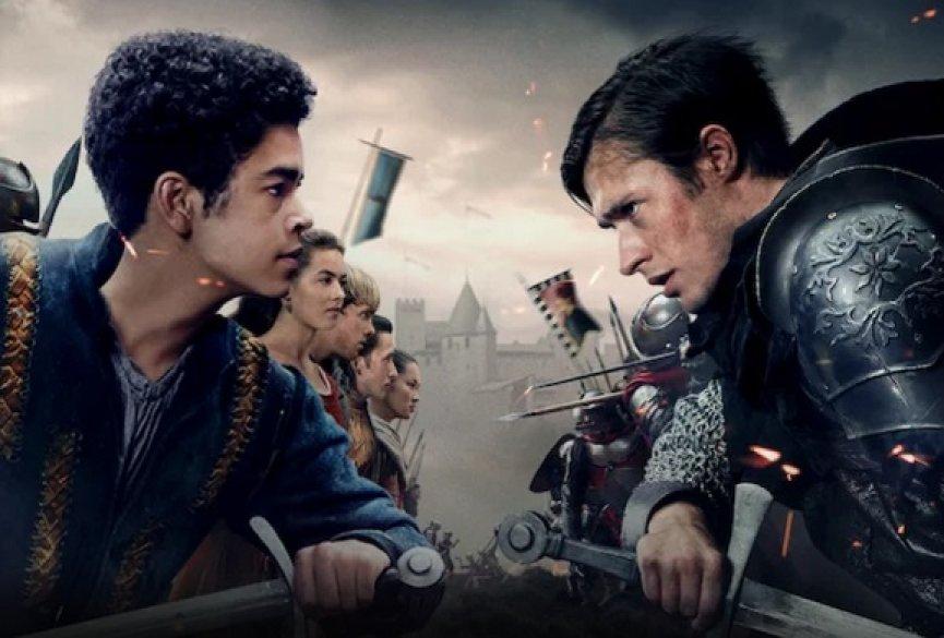 【预告】中世纪冒险启程!Netflix奇幻剧集《国王的信使》三月上线