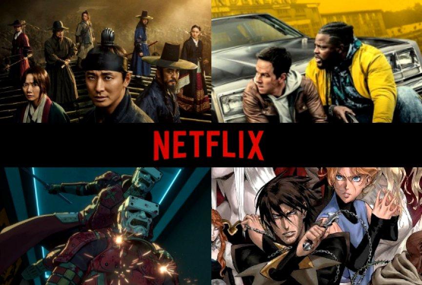 【Netflix台湾3月上架片单】《李尸朝鲜》血腥回归!《恶魔城》第三季上线