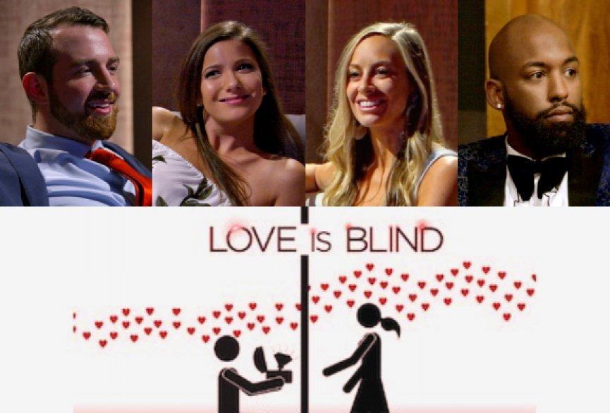 Netflix实境秀《盲婚试爱》没看本人就订婚!主创曝实际配对高达八组