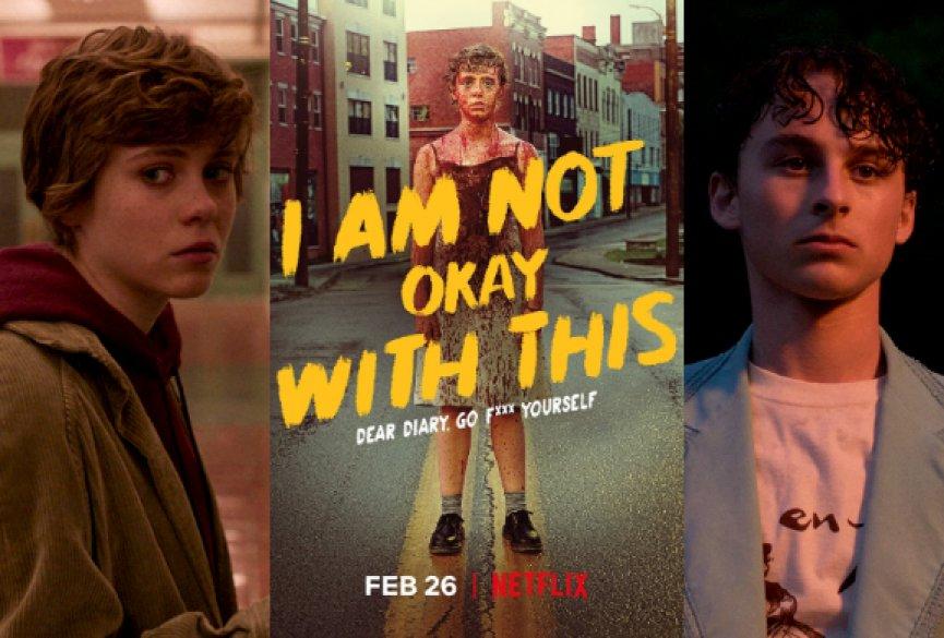 Netflix剧集《这样不OK》正式预告上线!《牠》贝芙莉怪力爆发隔空移物