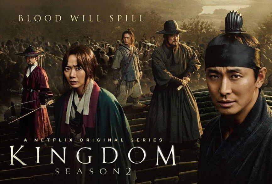王宫陷入活屍危机!《李尸朝鲜》第二季主要预告上线