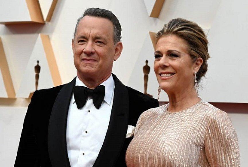 汤姆汉克斯自爆确诊新冠肺炎!证实与妻子双双感染