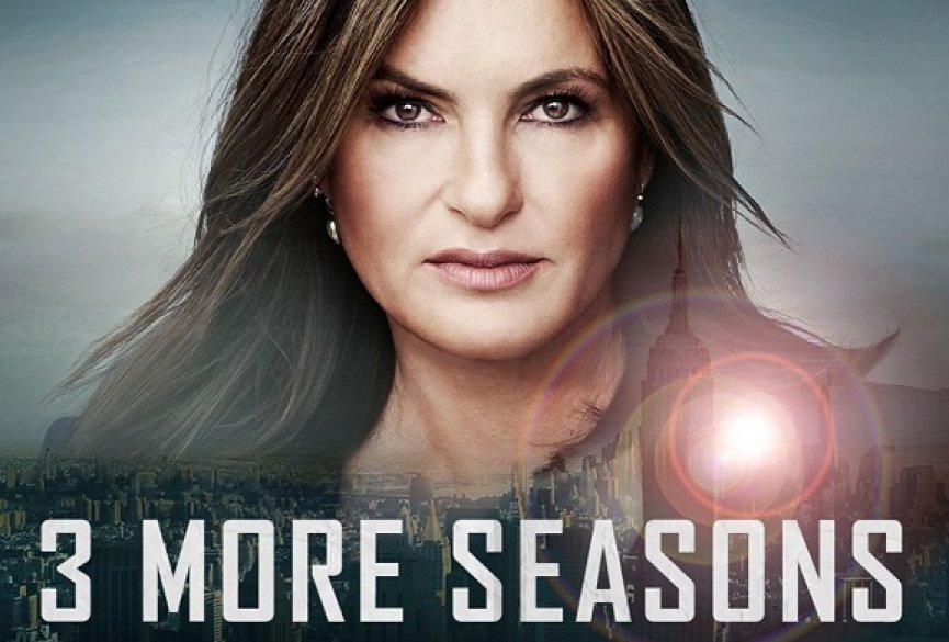【续订】《法网游龙:特案组》一次续订三季!共二十四季再创美国电视史纪录