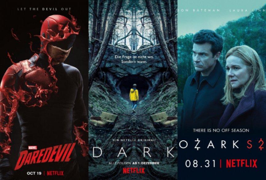 烂番茄票选Netflix最佳剧集八强出炉!《黑镜》、《闇》争冠军宝座