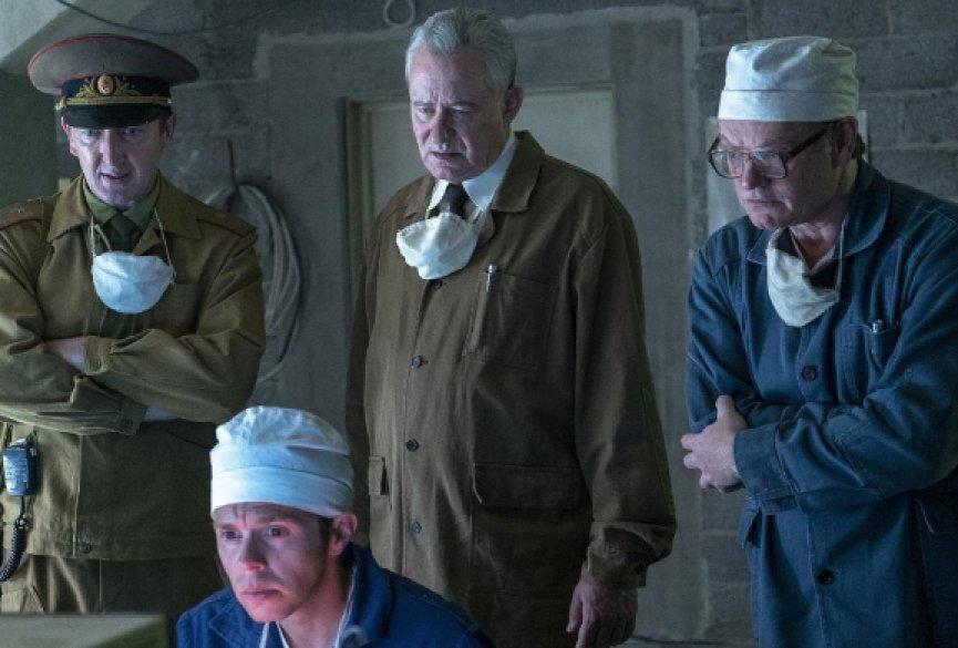 HBO《核爆家园》戏服公司改生产口罩!捐给前线医护抗疫情