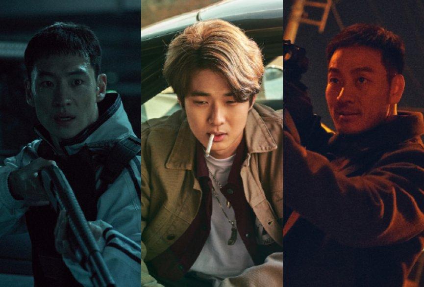韩影《狩猎的时间》今日上线Netflix!《寄生上流》崔宇植、《Signal》李帝勳前卫破格演出