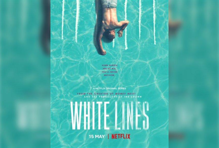 《纸钞屋》主创惊悚新作!Netflix原创剧集《白线》5月上线