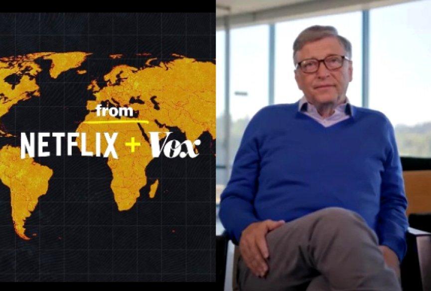 Netflix推新冠肺炎纪录片!收录世界抗疫历程、比尔盖兹也发声