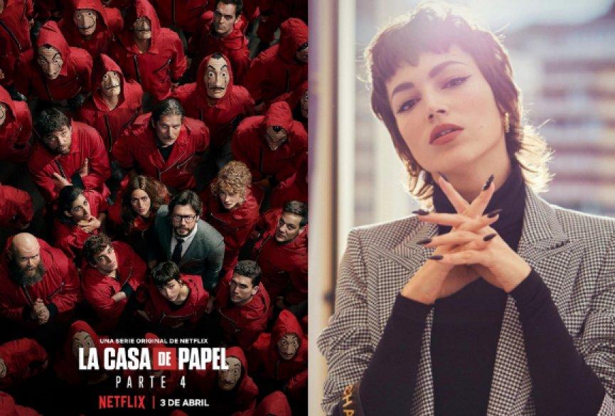 《纸钞屋》第四季登Netflix排行冠军!
