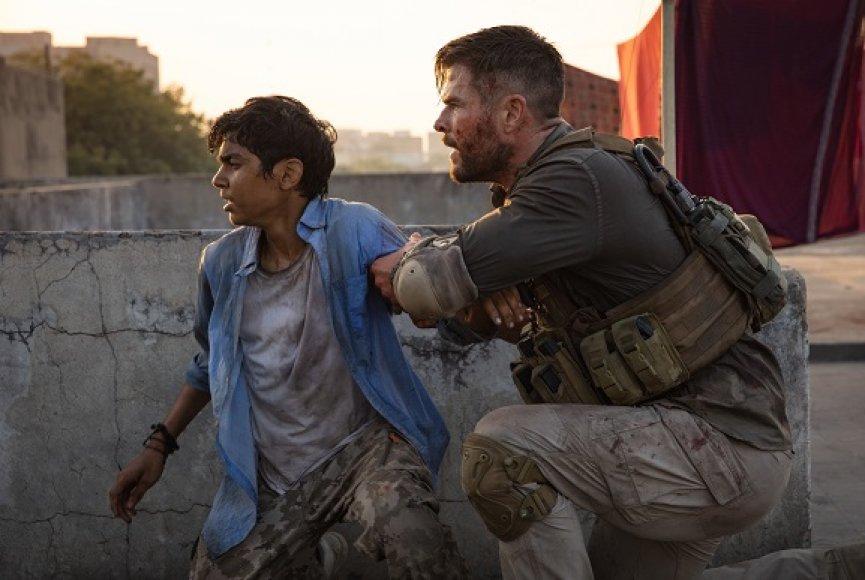 Netflix电影《惊天营救》推出续集?导演谈结尾安排