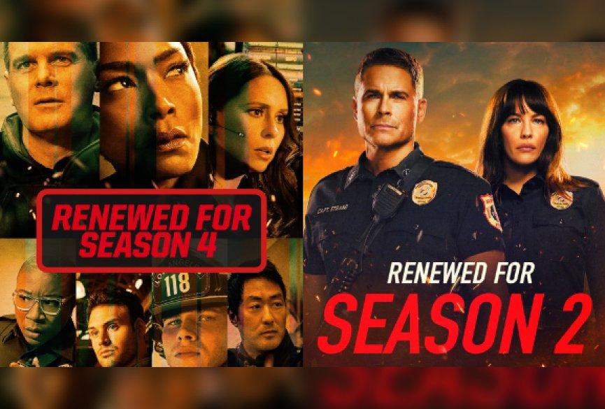 FOX《紧急呼救》推出第四季!衍生剧《孤星奋战》推出第二季