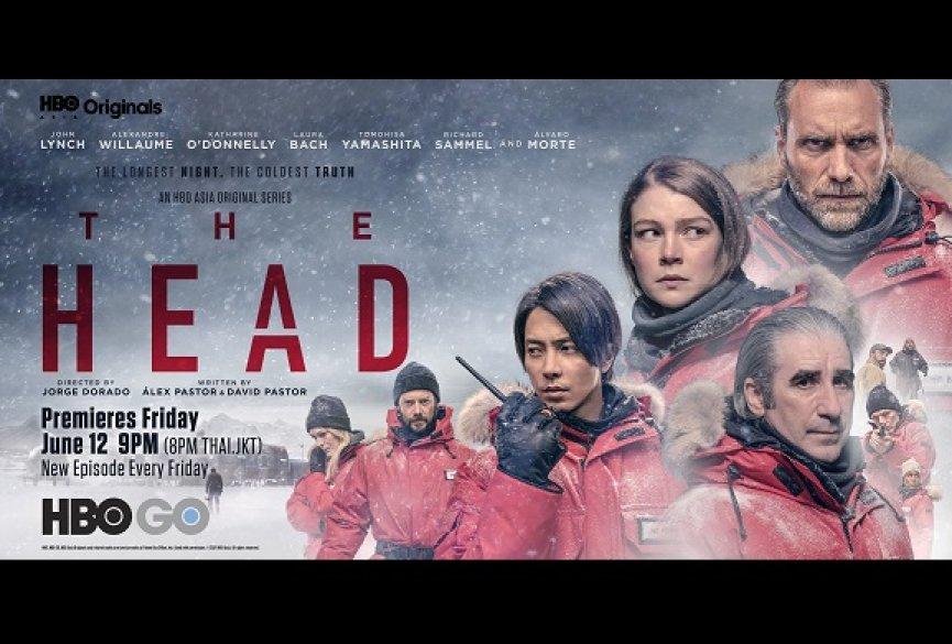 HBO Asia剧集《头领》6月全台首播!山下智久与《纸房子》