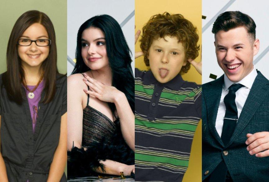 《摩登家庭》温馨落幕!6位孩子们过去与现在