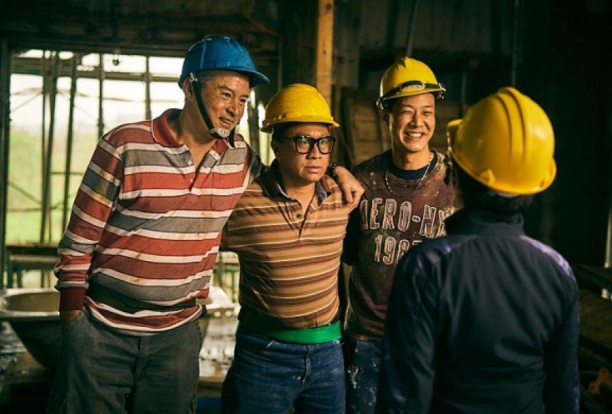 年度大戏《做工的人》全台4K首播!myVideo首两集免费看
