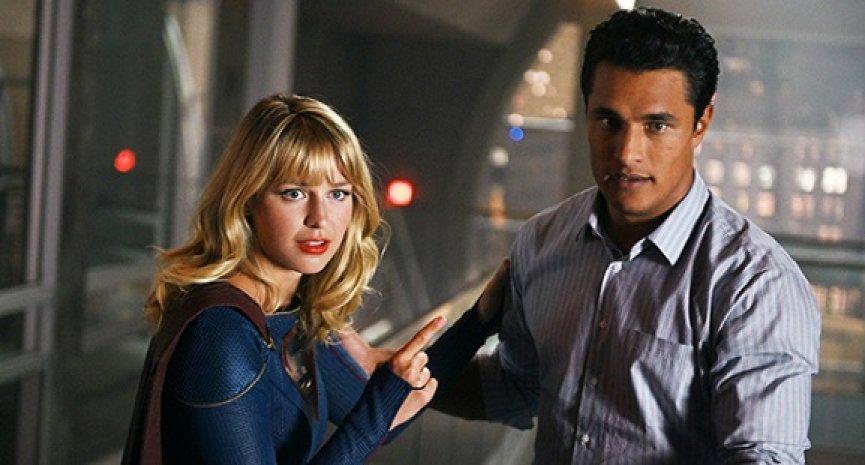 《超级少女》第五季完结!梅莉莎班诺伊谈