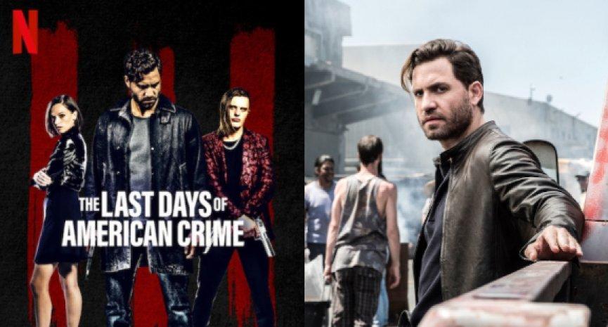暴力图像小说改编!Netflix电影《美国最后一宗罪案 》6月上线