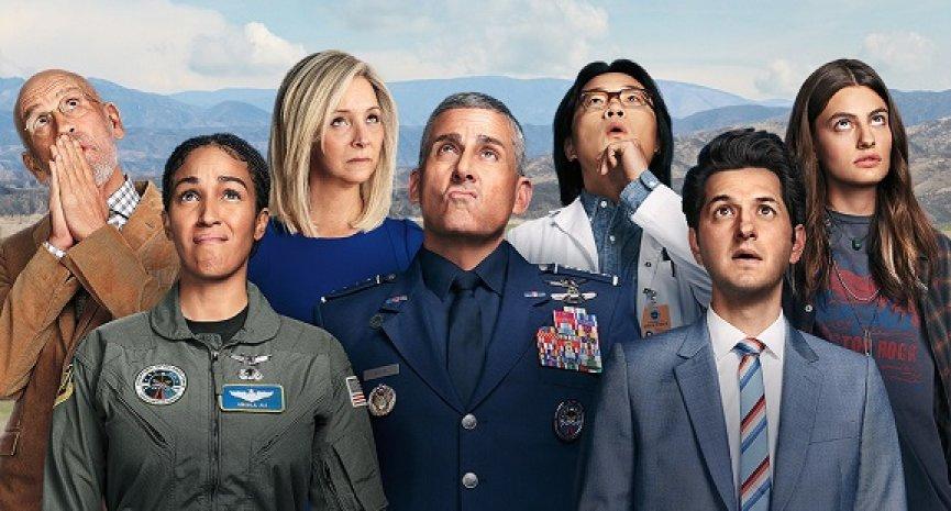 《太空部队》点子从哪来?史提夫卡尔5大问答谈Netflix新剧