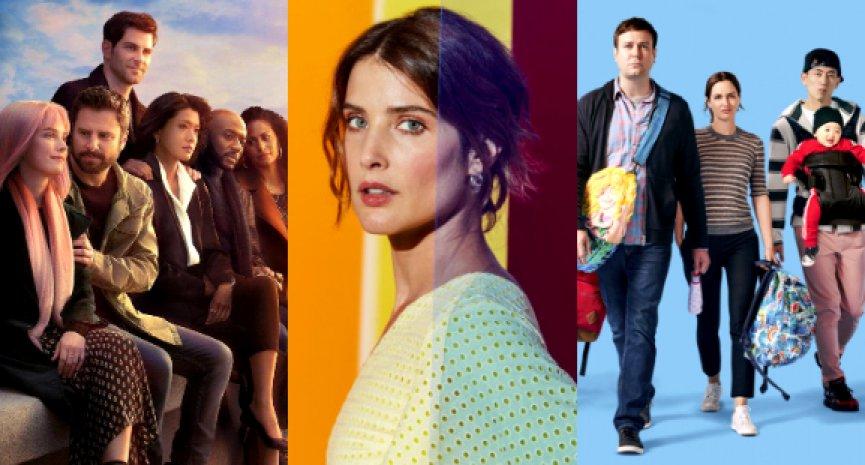ABC续订8部美剧!取消《单亲万岁》等4部剧集