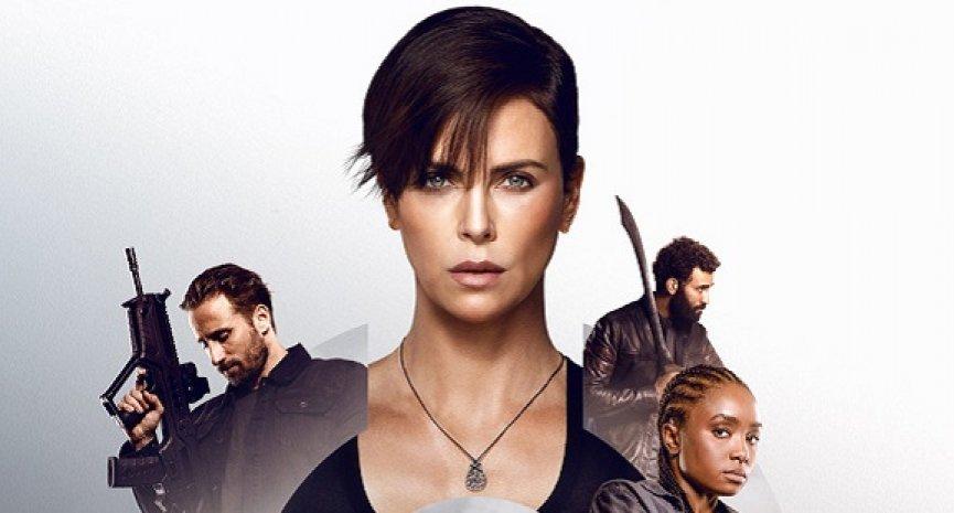 Netflix电影《永生守卫》发布正式预告!莎莉赛隆成强悍女战士