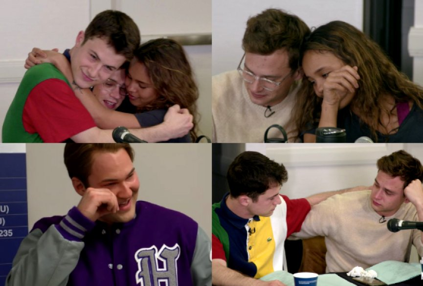 《十三个原因》6月与你道别!最终第四季读本现场演员阵容飙泪