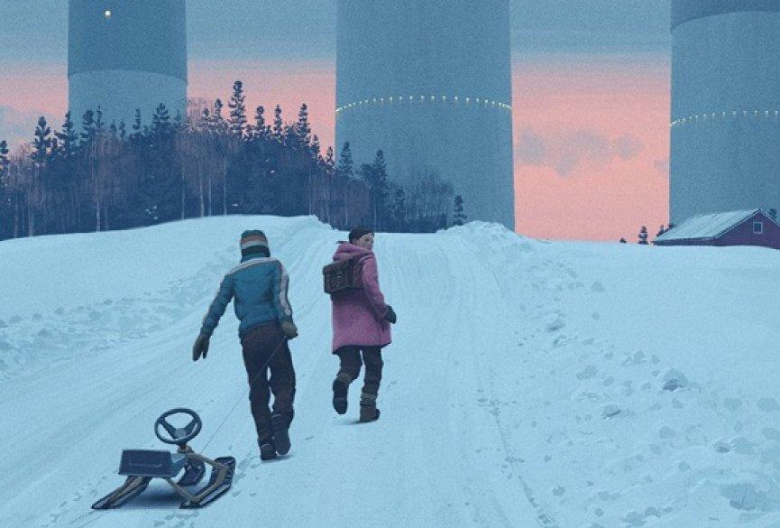 《环形物语》:关于孤独的科幻异想