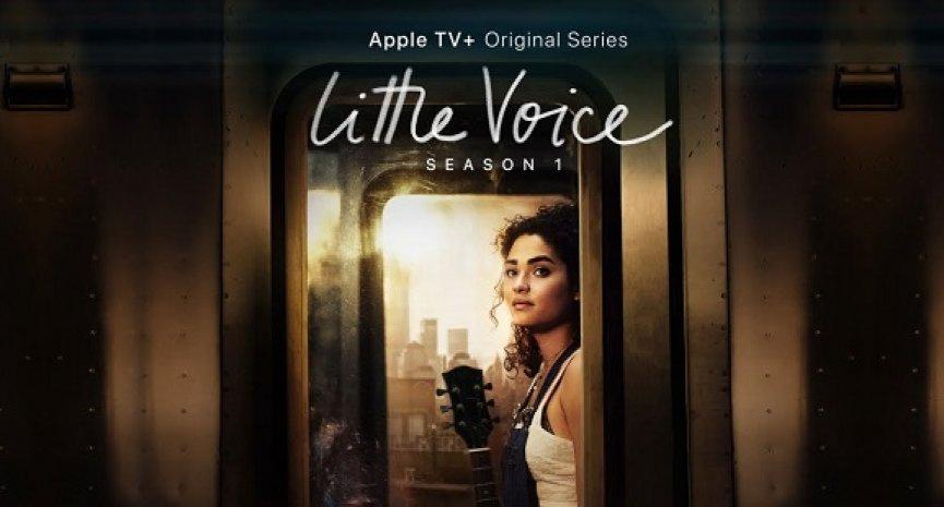 Apple TV+音乐美剧《小声音》发布抢先看预告!莎拉芭瑞黎丝打造原创歌曲