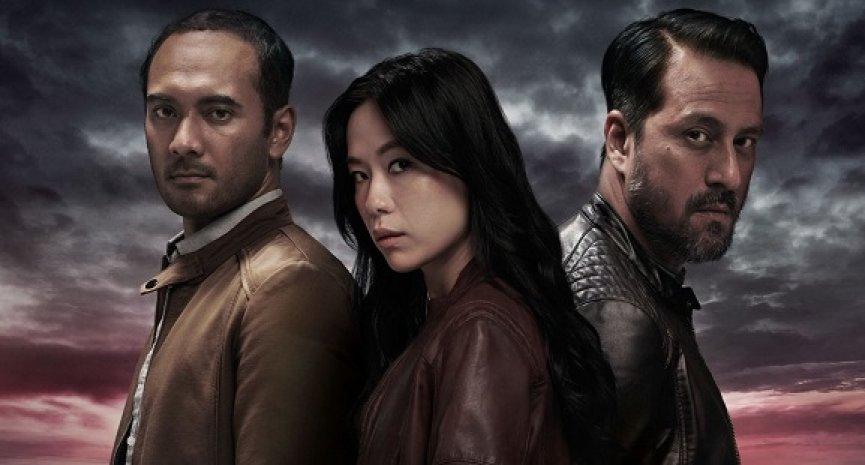 改编丹麦剧《边桥谜案》!惊悚剧集《边界线》播出全新第二季