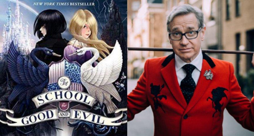 Netflix推出小说《善恶学校》改编电影!《失踪网红》保罗费格执导