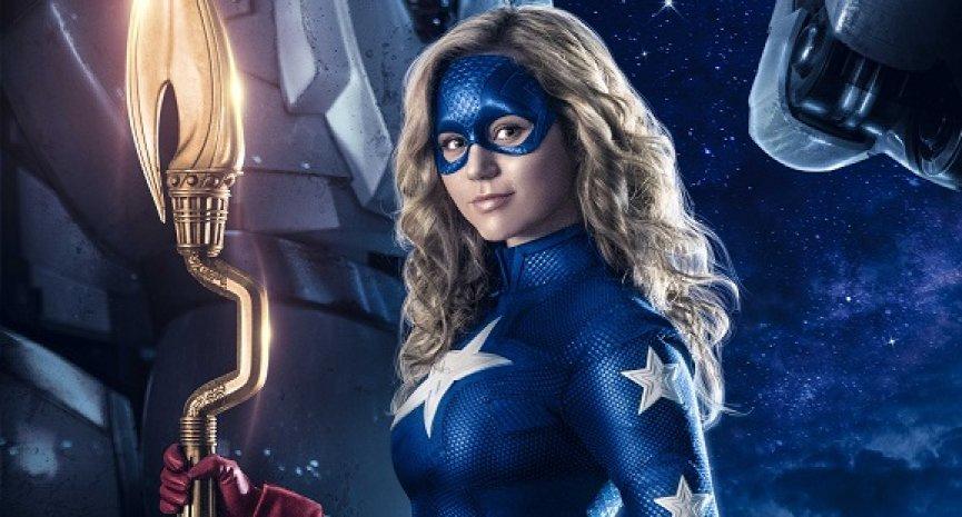 超级英雄《逐星女》登场!DC全新美剧6/10全台独家首播