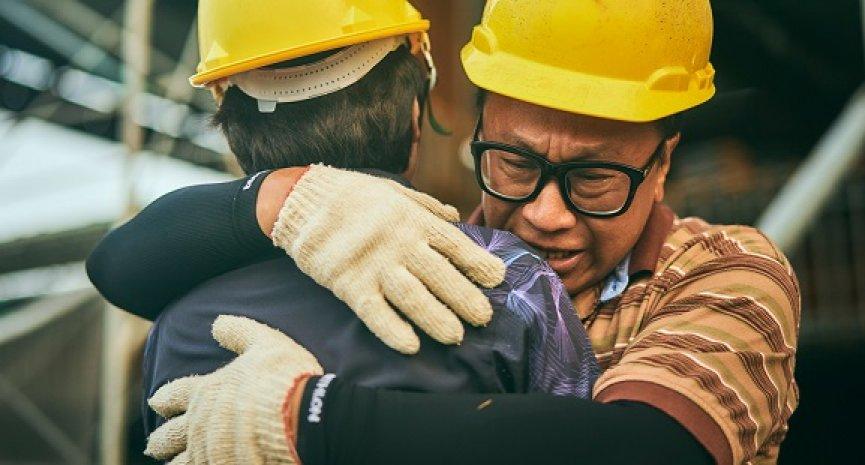 《做工的人》最终回超催泪!结局彩蛋初公开