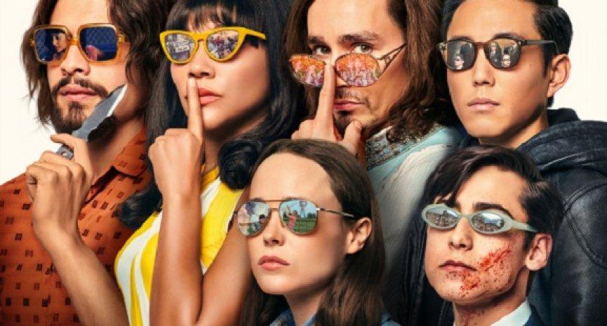 《伞学院》第二季正式海报出炉!满满剧情线索藏在眼镜中