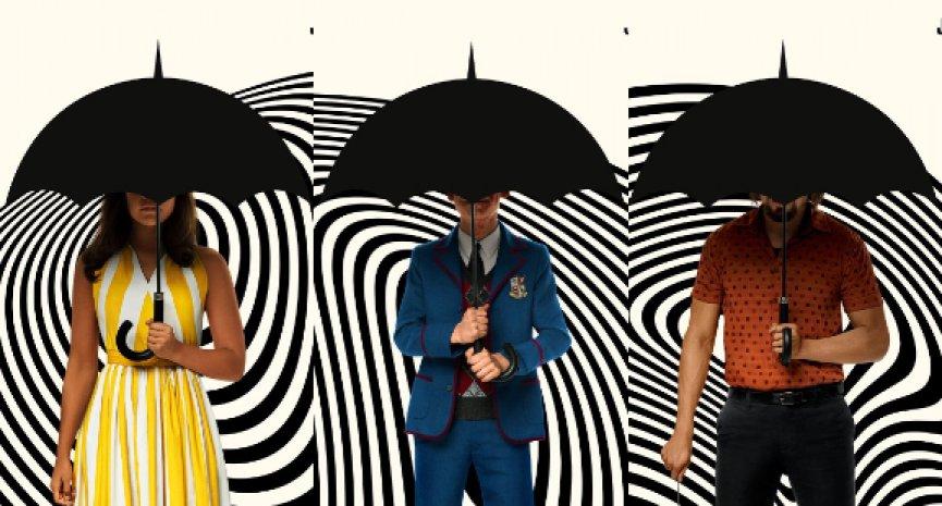 《伞学院》公开第二季全新海报!5大线索你注意到了吗?