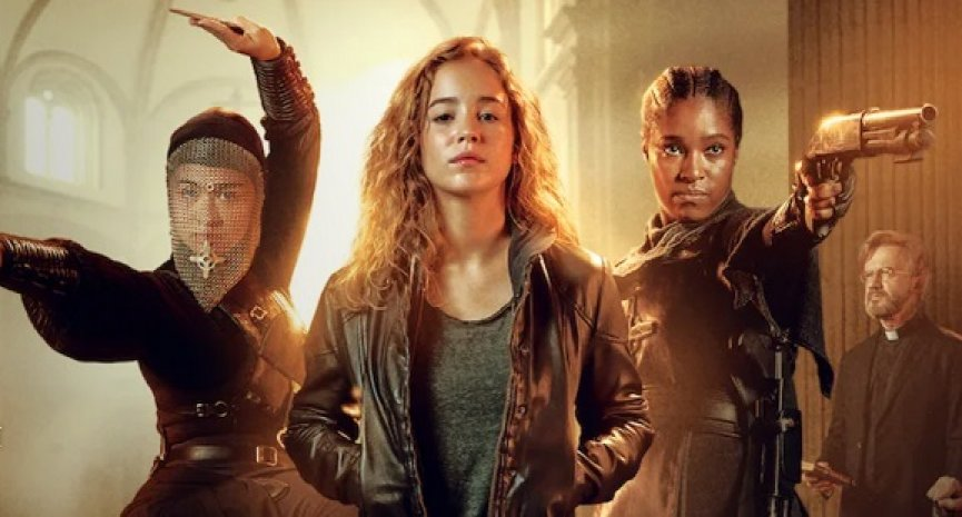 Netflix《修女战士》原规划拍成电影!主创期望