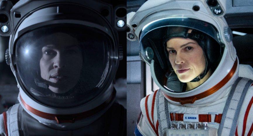 Netflix科幻剧集《远漂》首曝剧照、预告!希拉蕊史旺执行火星任务