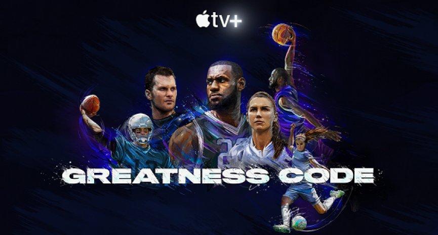 剖析地表最强运动员!Apple TV+推出纪录片剧集《伟大的密码》